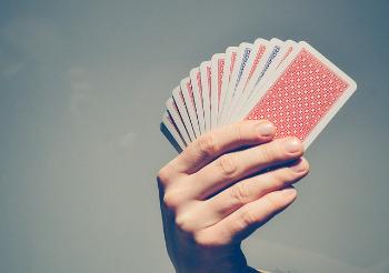 Kaarttruc - Zelfwerkende kaarttrucs