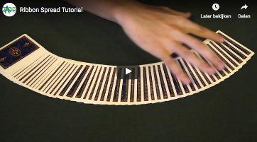 Spread deck - tutorial